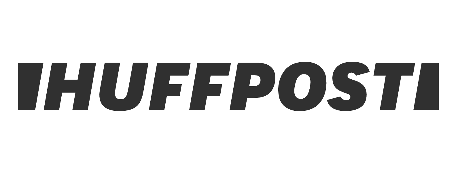 thinner image - huffpost black logo