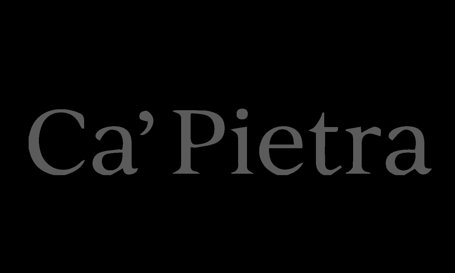 Ca'Pietra logo