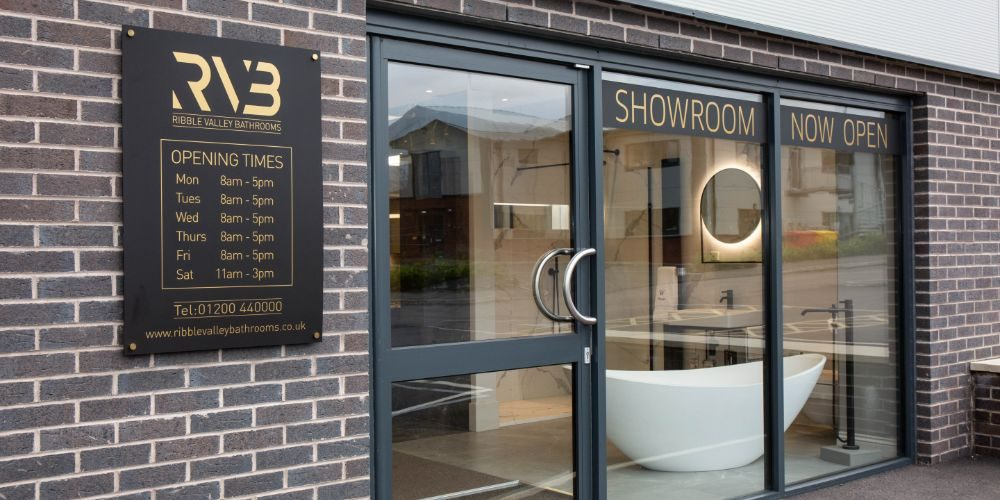ribble valley bathrooms showroom image